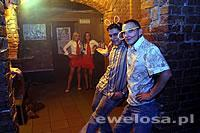 Eurodisco w Wall Street Club