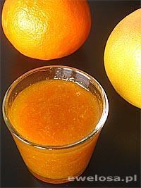 Dżem z gorzkich pomarańczy ;)