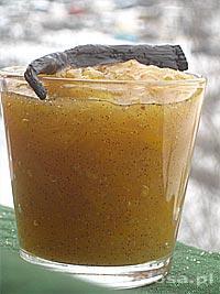 Słodko-gorzki dżem cytrynowy z wanilią
